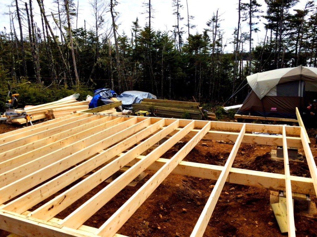 How to Build a Rock Solid, Low Cost Off Grid Cabin