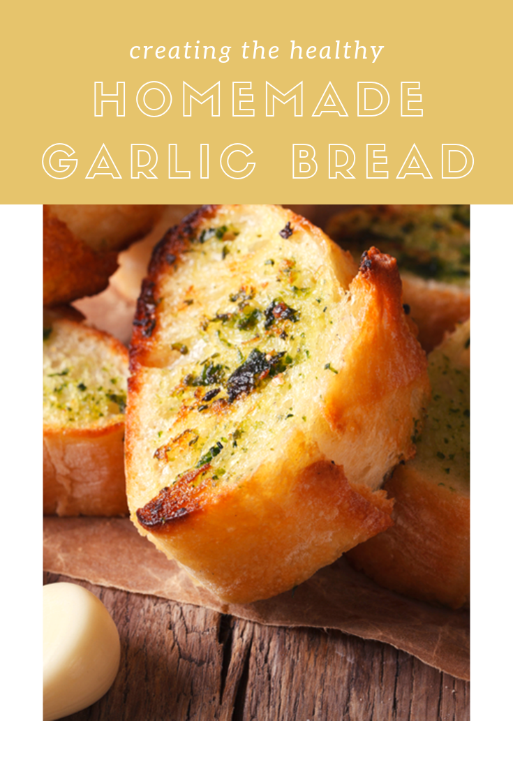 Homemade Garlic Bread Garlic Herb Breads Is Certainly On The Market At The Store In Good Price Likewise They Ofte Homemade Garlic Bread Garlic Bread Recipes