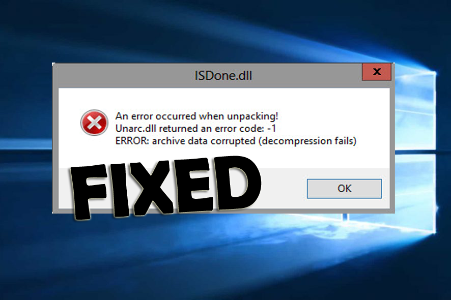 Fixed ISDone.dll Error on Windows 10 [9 Tested Solutions