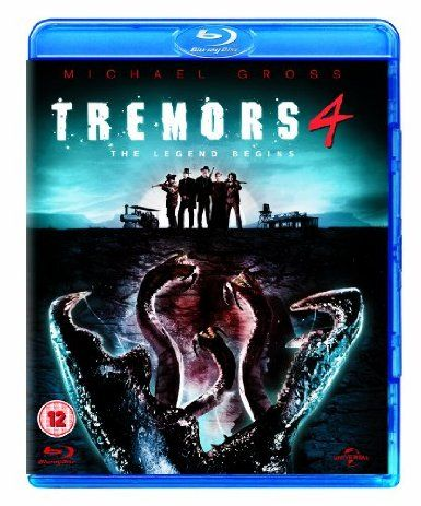 Tremors 4: The Legend Begins Blu-ray 2004 Region Free: Amazon.co.uk: Michael Gross, Sara Botsford, Billy Drago, S.S. Wilson: Film & TV