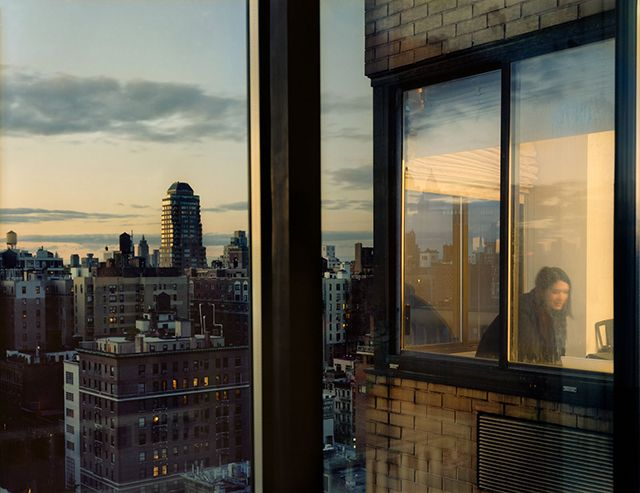 Gail Albert Halaban : 'Out My Window' Series (Photography)