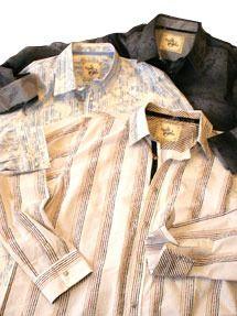Sport Shirts, Age of Wisdom, $165 via boutiika.com