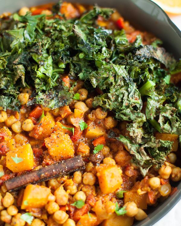 Chickpea Butternut Squash Tagine Sweet Potato Soul Recipe In 2020 Tagine Recipes Delicious Healthy Recipes Tagine