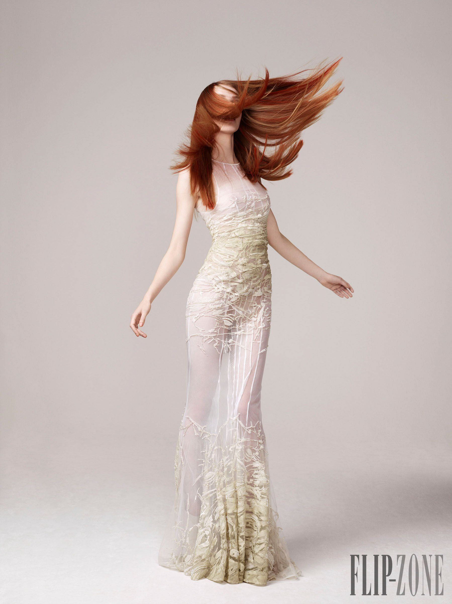 COUTURE  BASIL SODA  SPRING-SUMMER 2013