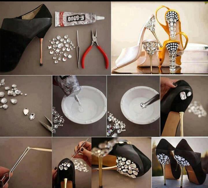 Pin en Tips para arreglar tu zapatos