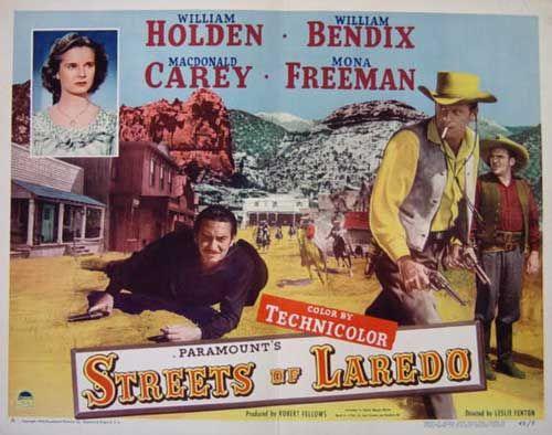 Resultado de imagen de streets of laredo 1949