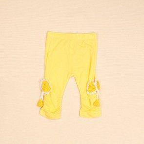 Yellow Ribbon Pants