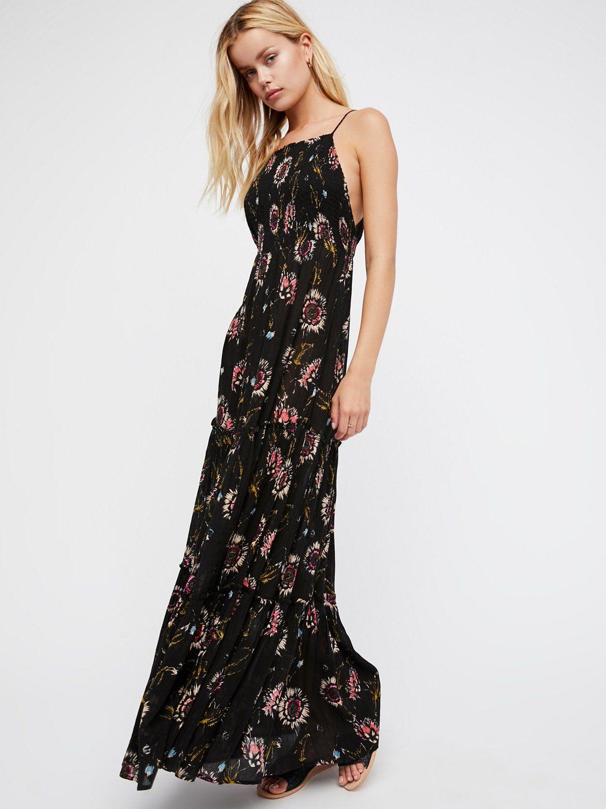 f1ebc25b093e0 Garden Party Maxi Dress