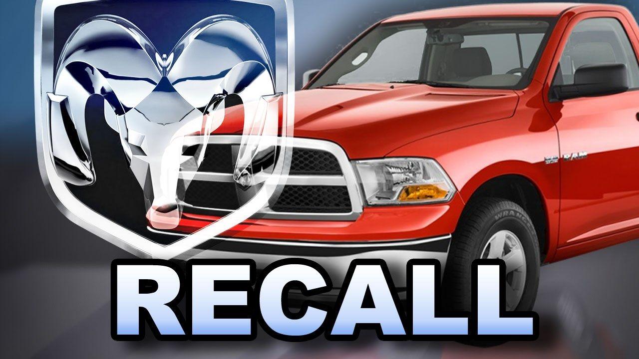 Fiat Chrysler Automobiles is recalling around 1.8 million