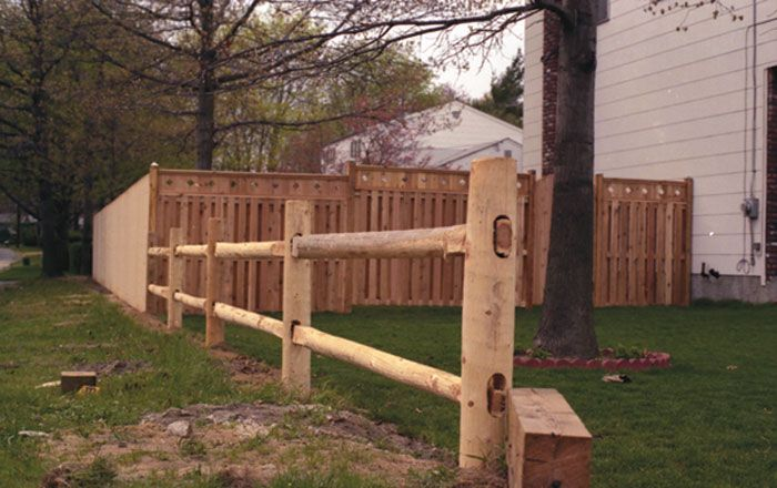 Round Wooden Fence Posts Round Wooden Fence Posts Manufacturers Wood Fence Installation Backyard Fences Wooden Fence Posts