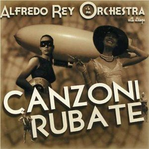 Alfredo Rey E La Sua Orchestra!    Sadly, they disbanded.  Or unorchestrated.