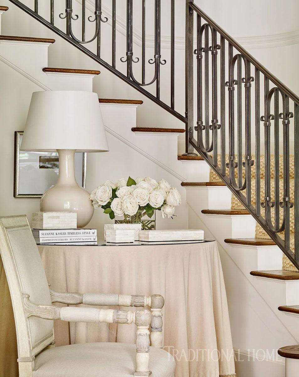 Elegant Atlanta Home with a Quiet Palette | Doors, Designers and Fabrics