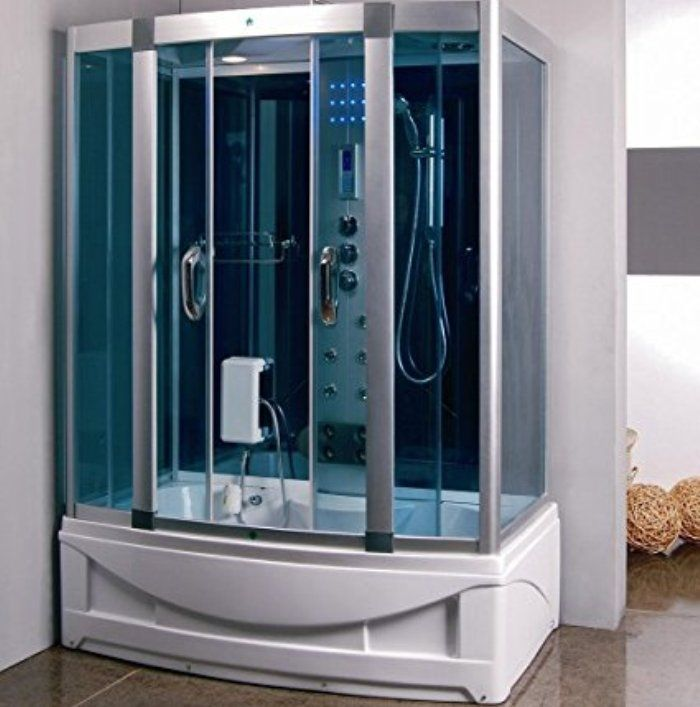 Best Steam Shower Units In 2020 Enclosures Steam Shower