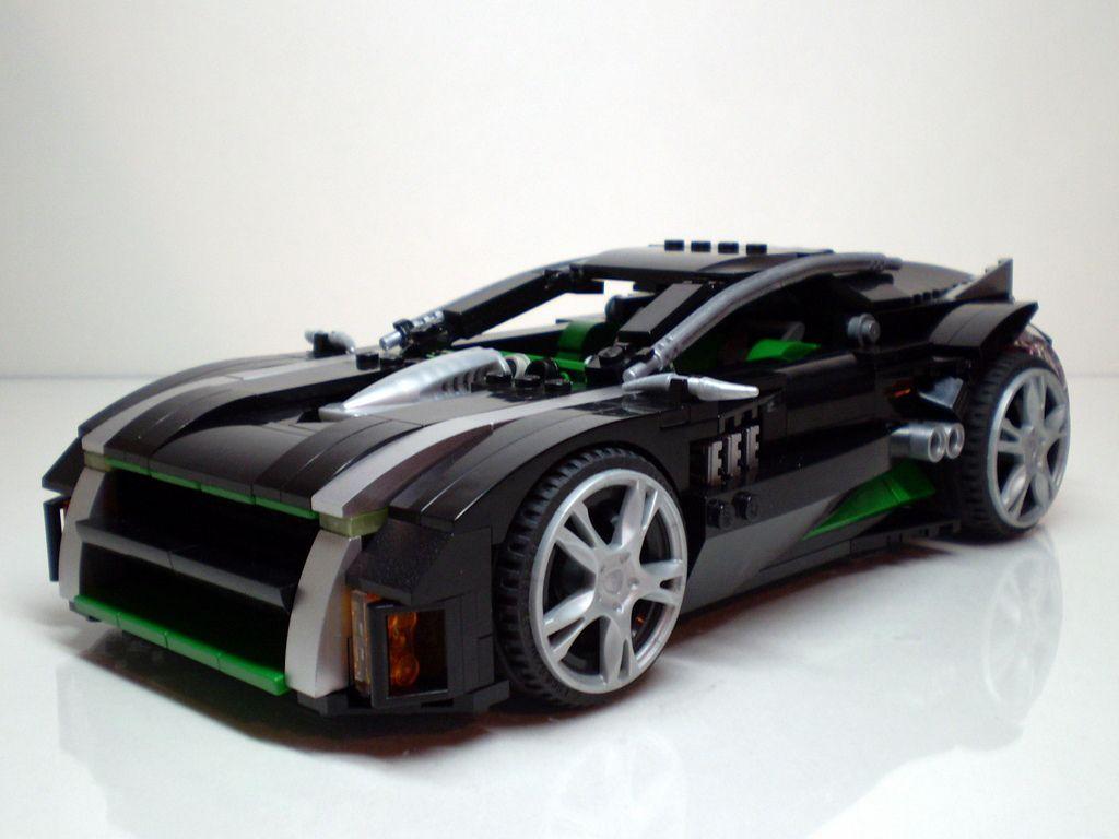 Piranha Sport Hybrid Concept A Lego Creation By Dylan Denton