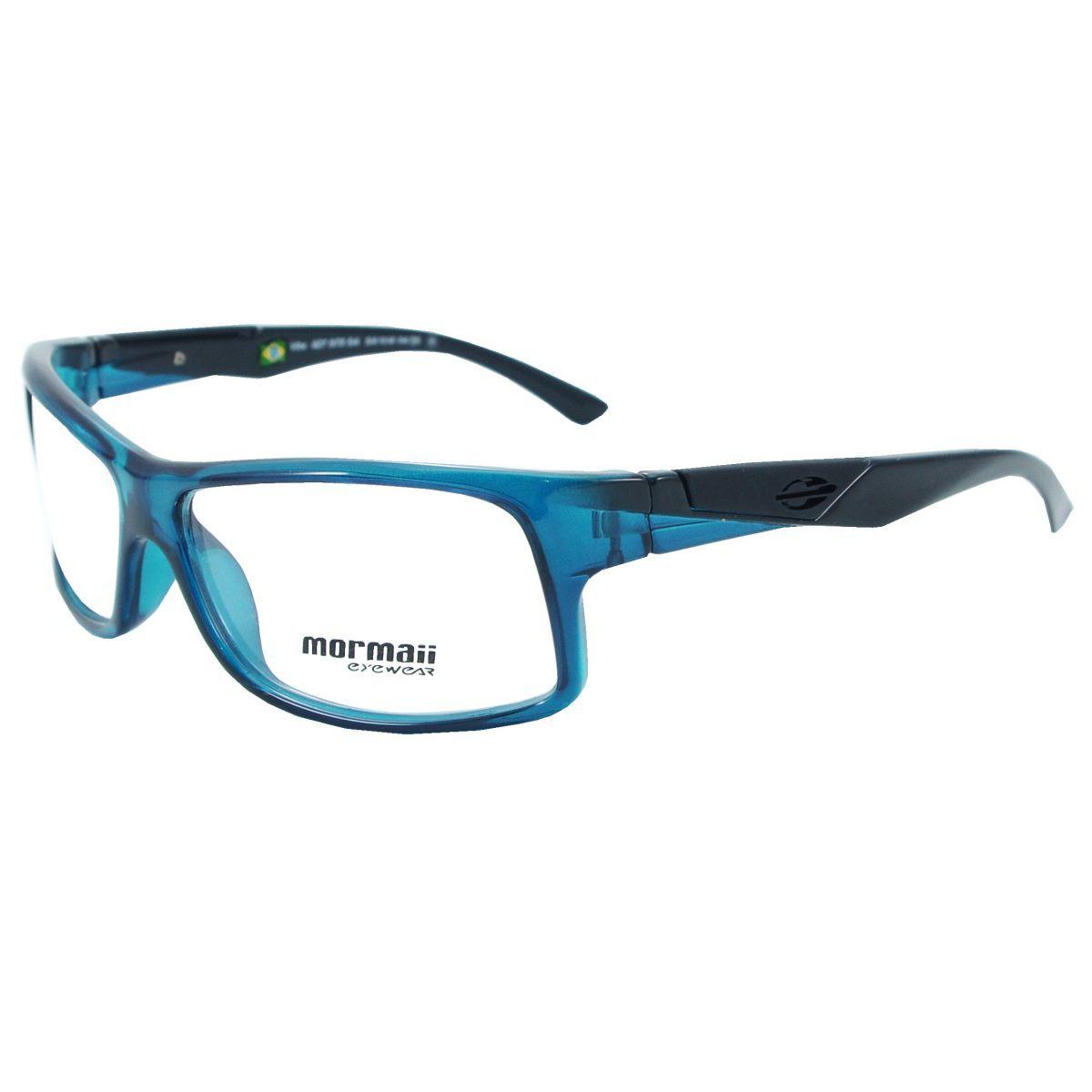 422d76997852d Óculos De Grau Masculino Mormaii Vibe 1127 973 Tam.54   Óculos ...