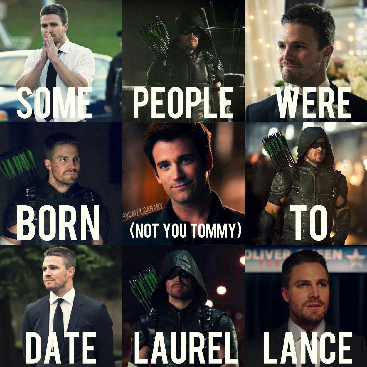 Oliver ja Laurel dating