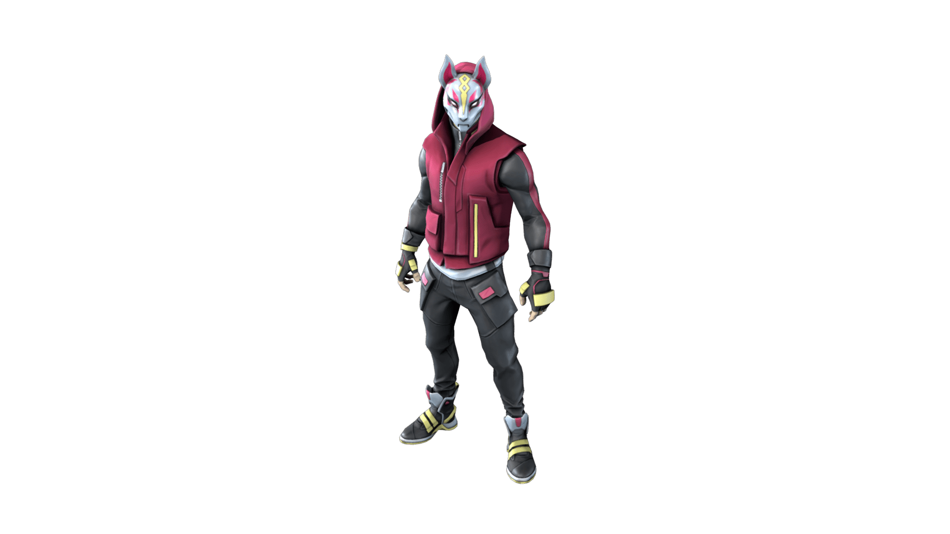 Drift Fortnite Outfit Skin How To Upgrade Stages Details