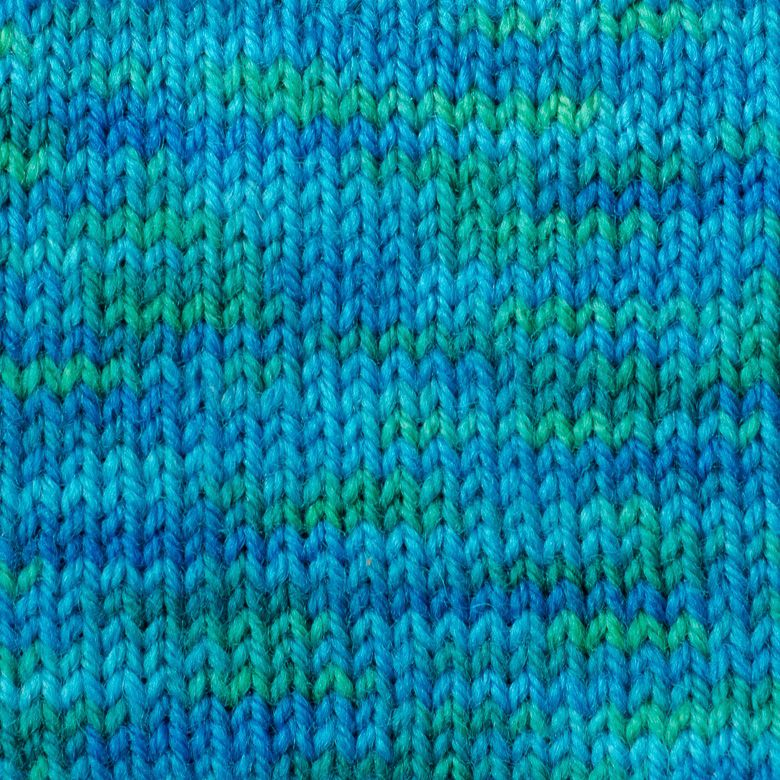SweetGeorgia Yarns Tourmaline, Semi-Solid Blue, Green Yarn. For exquisite hand-dyed yarns and fibres in stunningly saturated colours.