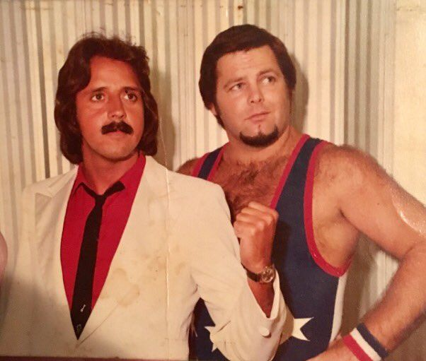 Jerry Lawler and Jimmy Hart | Professional wrestling, Jimmy hart, Pro wrestling