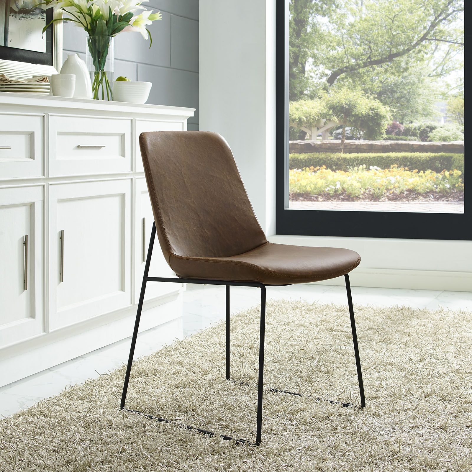 Invite dining chair modern furnituredining room