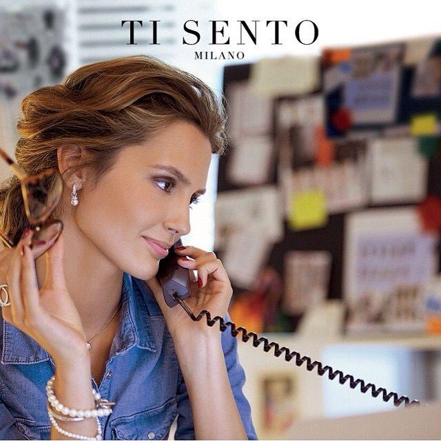 Femminilità, classe, eleganza! Gioielleria in argento Ti Sento...http://www.gioielleriagigante.it/categoria-prodotto/gioielli-donna/ti-sento/