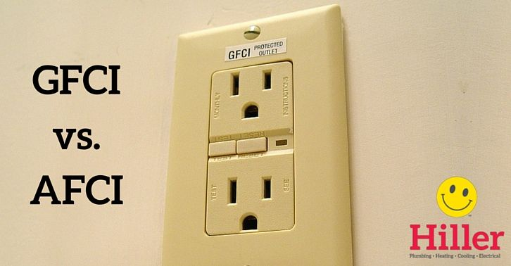 Gfci vs afci pinterest ground fault circuit interrupters gfci vs arc fault circuit interrupters afci publicscrutiny Gallery