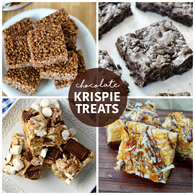 22 Awesome Ways to Make Rice Krispie Treats #geniusmomtricks