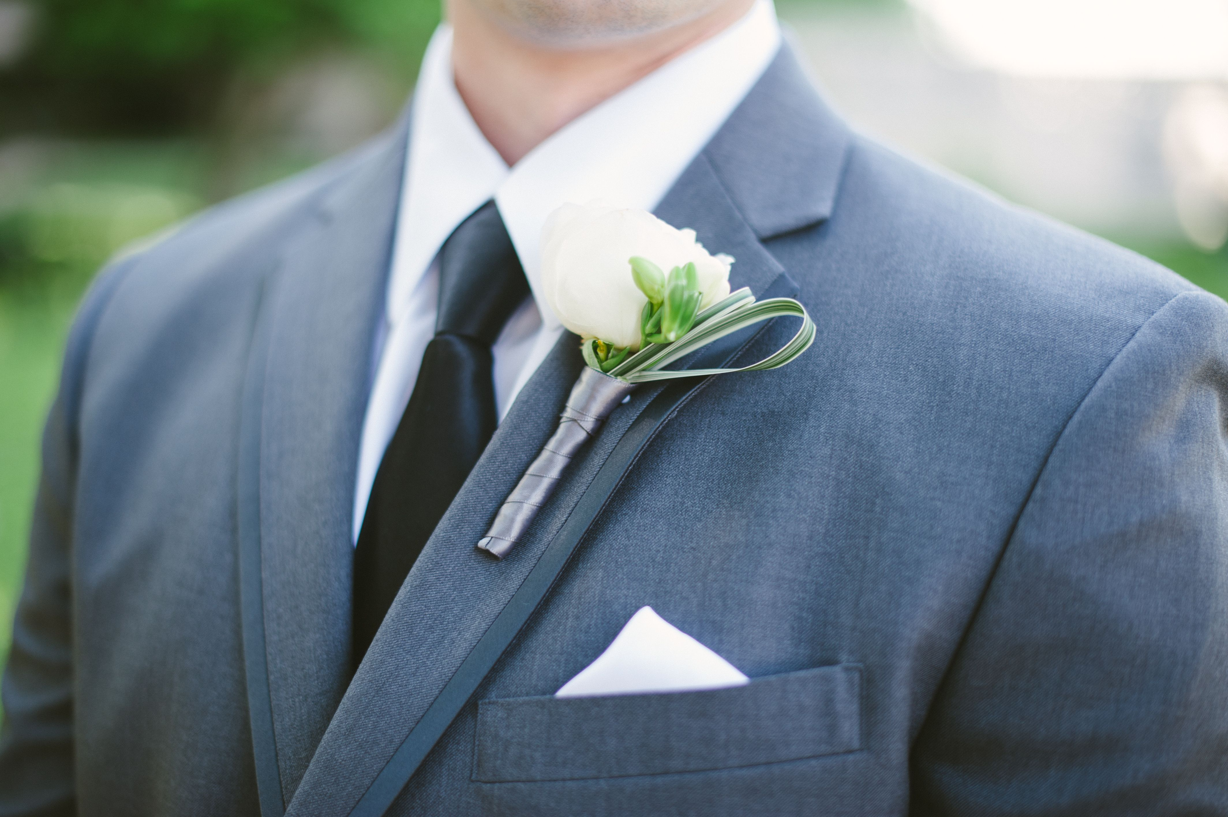 Groom styling, charcoal gray, photo by Yazy Jo