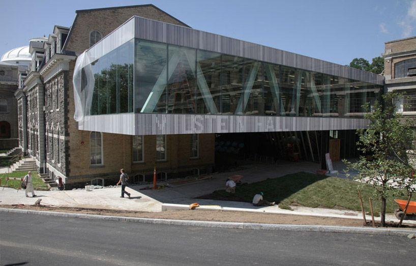 Milstein Hall. Architecture CollegesArchitecture ArtRem KoolhaasCornell  UniversityMuseumBuildingSpacesBlogDesign. U0027