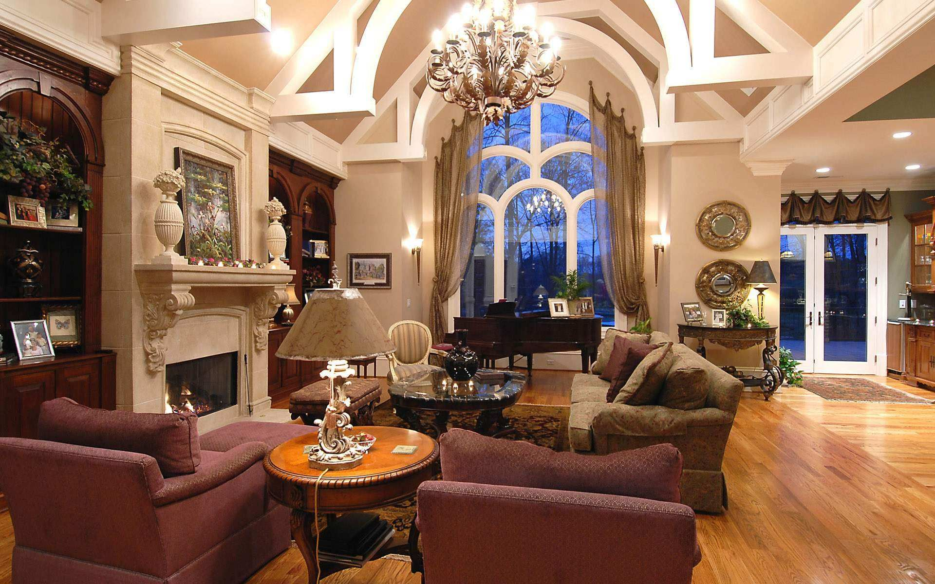Traditional Home Interior Decorations