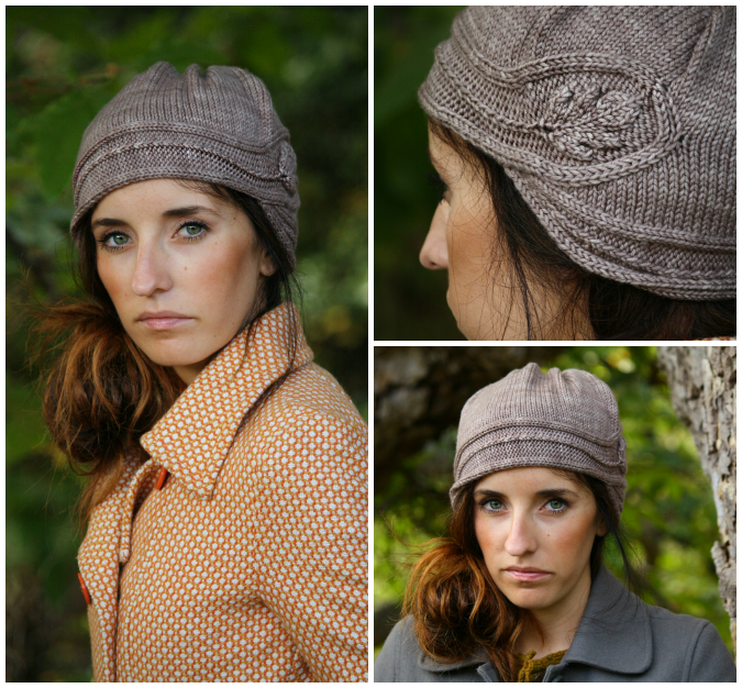 Oak Trail from Botanical Knits the pattern comes out in February. I ...