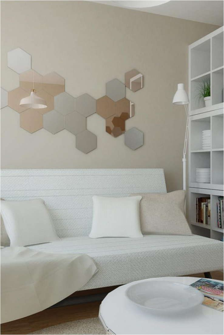 Give Your Home A Special Flare With Some Easy Home Decor Tips En 2020 Deco Maison Decoration Murale Miroir Deco Salon