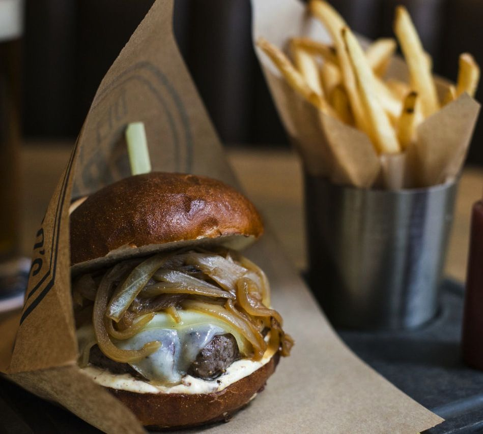 See the list of eight of the chicest places to get a hamburger in New York City.