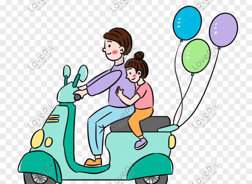 Kartun Kartun Ayah Mengendarai Mobil Listrik Dengan Adegan Download Kemenhub Terbitkan Larangan Merokok Saat Naik Motor Downlo Kartun Gambar Kartun Gambar