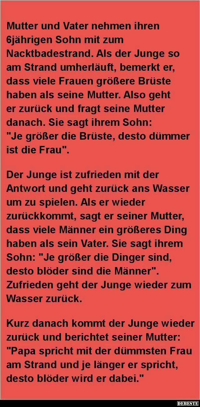 Pin von Bettina Pigorsch auf Humor | Witzige sprüche ...