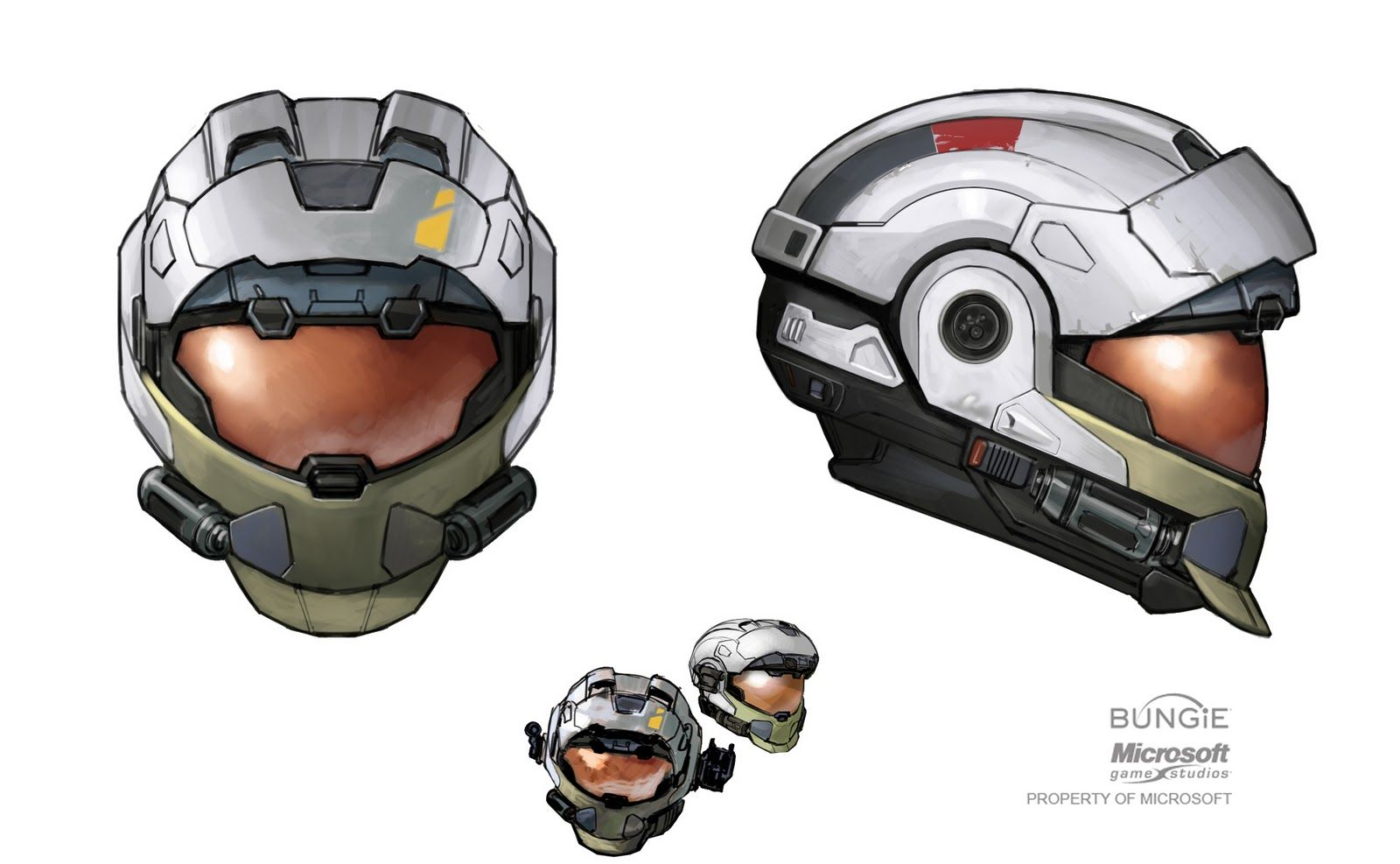 Armor Sets that should return | Halo 5: Guardians | Forums ...