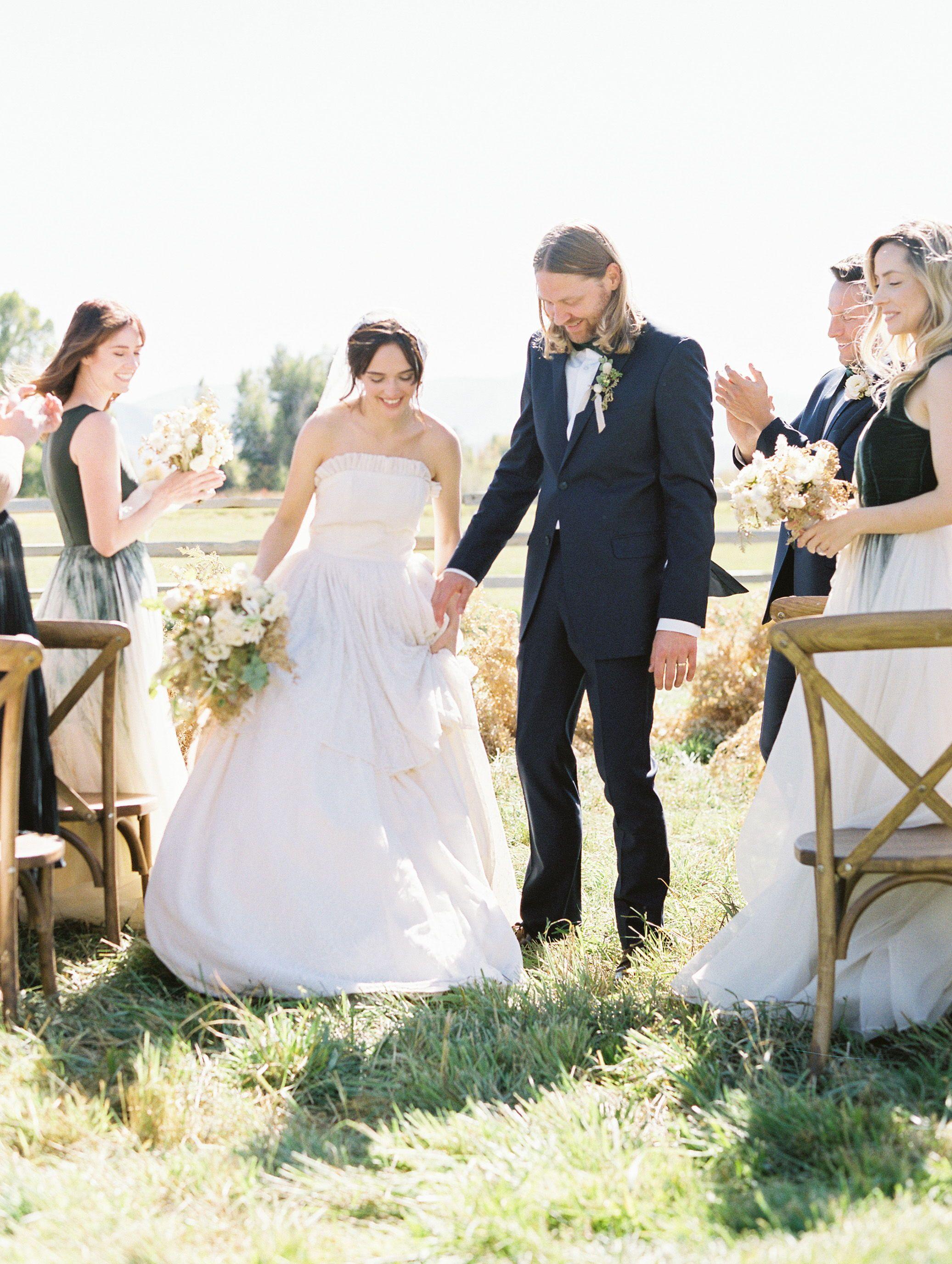 Photo of River Bottoms Ranch, Utah Schottische Hochzeit Sh