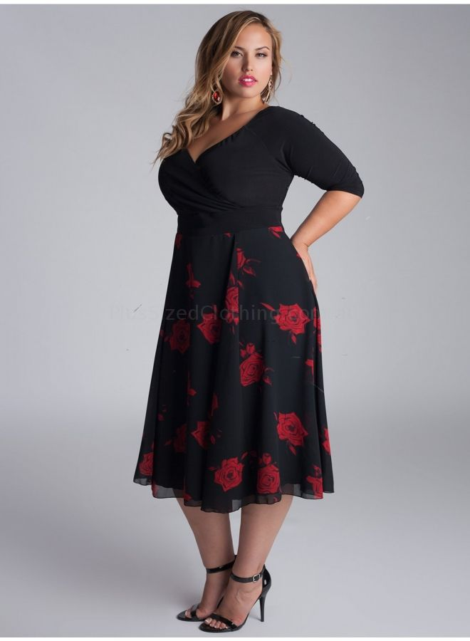 PRE ORDER: Isadora Plus Size Dress | Fashion in 2019 | Dresses, Semi ...