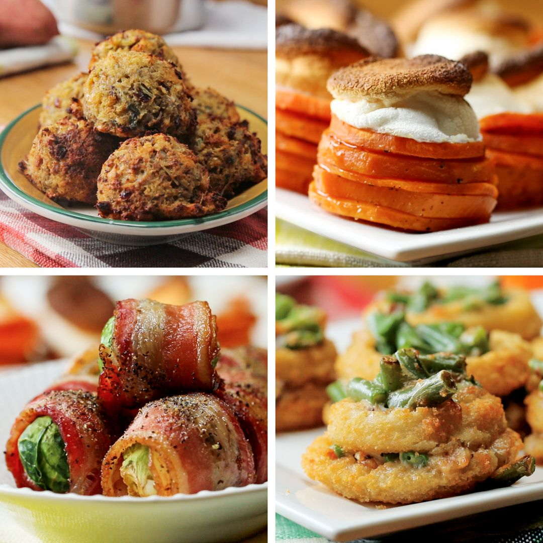 Heres four incredible appetizers you need to make for thanksgiving buzzfeed food videos forumfinder Image collections