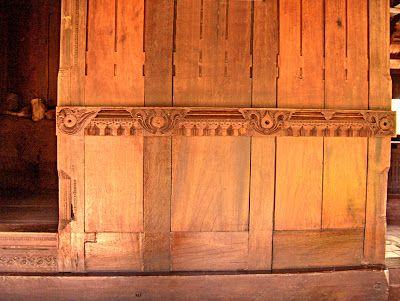 wooden panel kerala style Cupboards ideas Pinterest Indian
