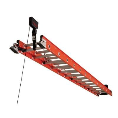 Racor Ladder Lift at The Home Depot  Amazingly ingenious yet simple