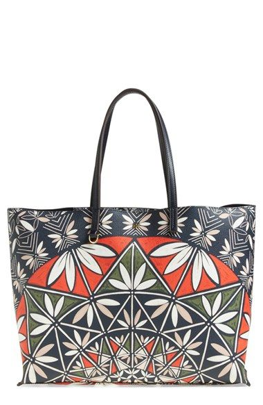 Tory Burch Kerrington Square Tote Available At Nordstrom