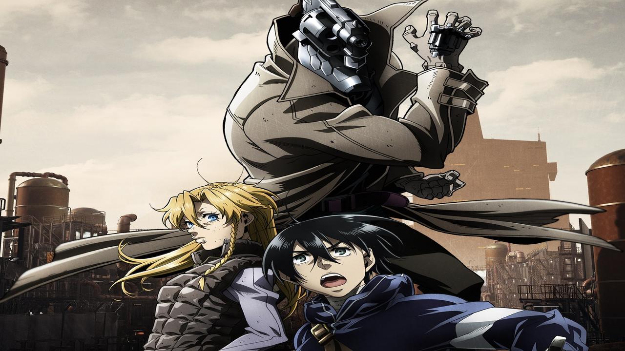 13+ Gunhead anime ideas in 2021