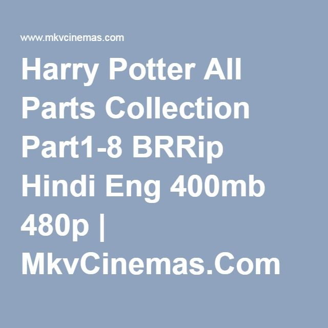 harry potter all parts in hindi download dekho.to