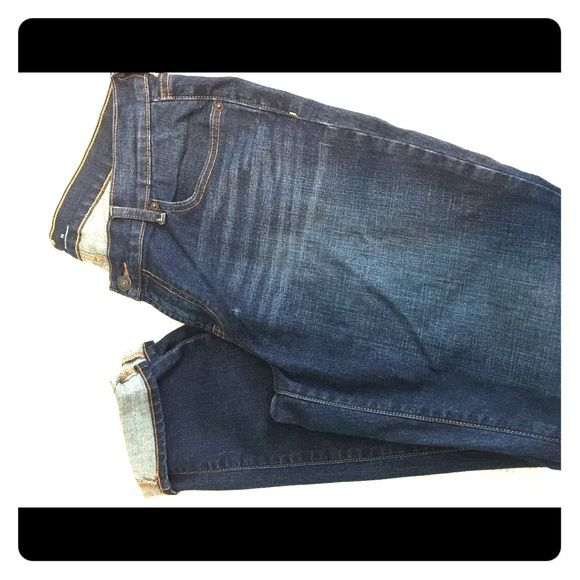 Old Navy Ankle Jeans size 14 Old Navy Ankle Jeans!!! Size 14! No stretch! Washed but never worn! Old Navy Jeans Ankle & Cropped