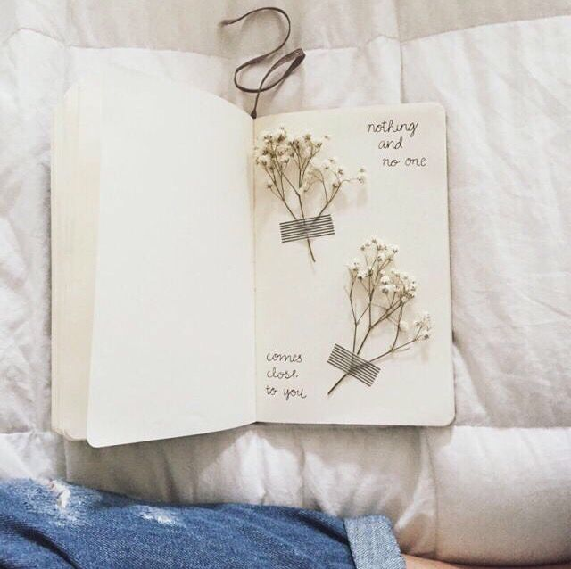 Pin by Nayeli Zavala on J O U R N A L | Journal aesthetic ...