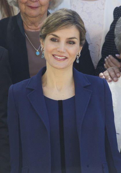 Queen Letizia of Spain Photos - Spanish Royals Attend 'Miguel De Cervantes' 2015 Awards - Zimbio