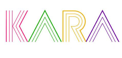 Resultado de imagen de kara logo kpop