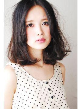 スイッチ switch『黒髪』×『無造作ワンカール』でハイナチュラル☆レディ