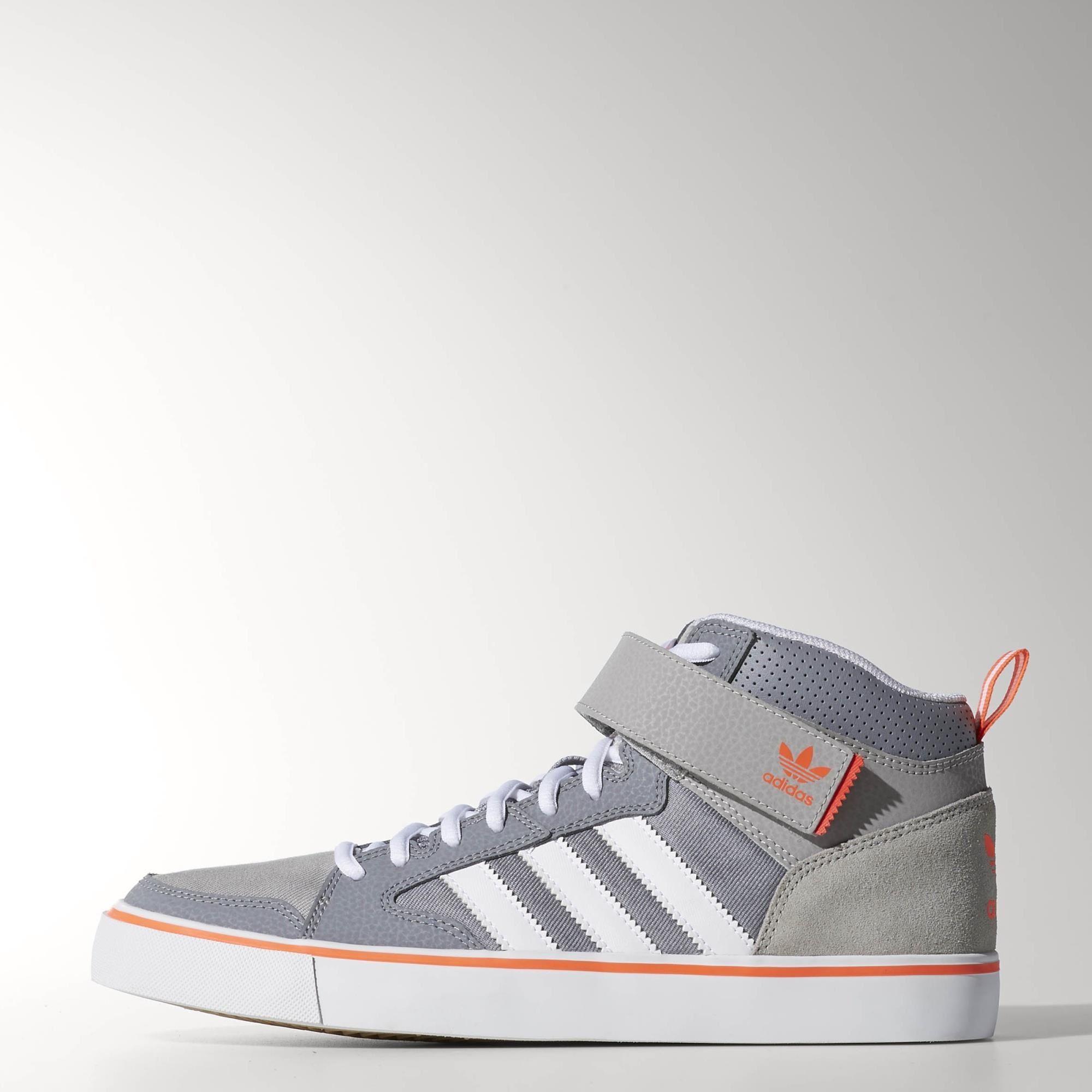 adidas Varial 2.0 Mid Schuh - grau   adidas Deutschland